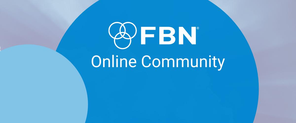 FBN - Online Community Banner
