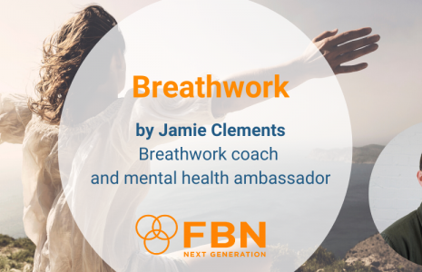 Mindfulness / Breathwork With Jamie Clements