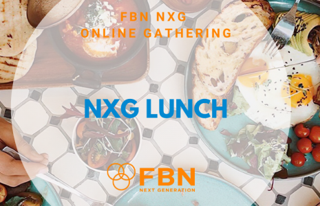 NxG online gathering lunch