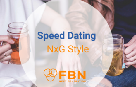 Speed Dating NxG Style