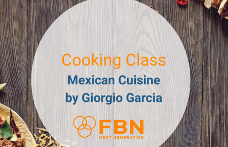 Cooking Class Mexican Cuisine by Giorgio Garcia