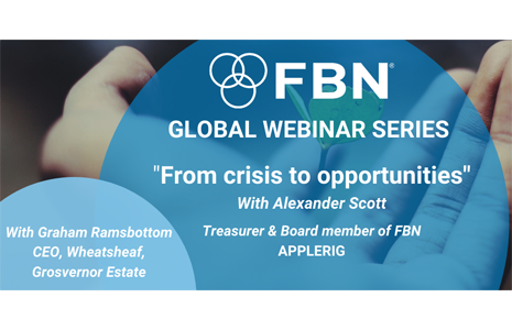 FBN Global Webinar Series - From Crisis to opportunities