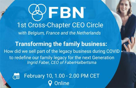 1st Cross-Chapter CEO Circle