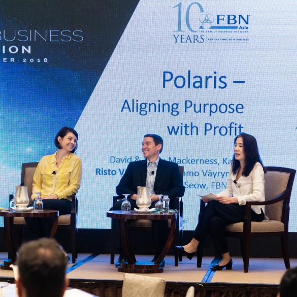 Polaris - aligning purpose with profit